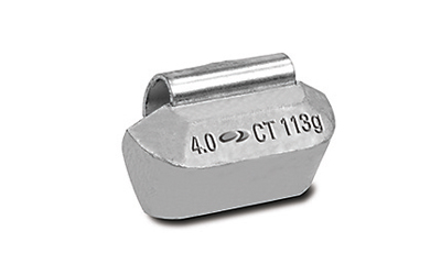Lead Truck Clip-On Wheel Weights - Plombco