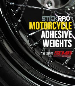 Plombco_StickPro Motorcycle adhesive weights
